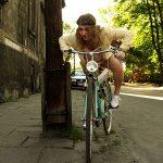 I want to ride my bicycle czyli Szafiarska Akcja Rowerowa.