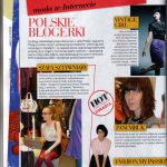 That's hot! Viva & polish fashion bloggers