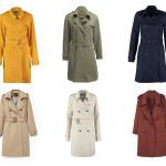 25 płaszczy i kurtek przejściowych – przewodnik zakupowy