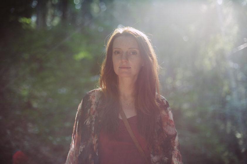 Portret Anity Suchockiej