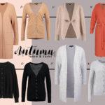 Swetry na jesień – przewodnik zakupowy