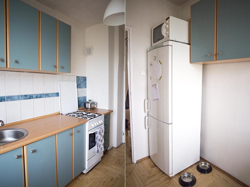 Metamorfoza kuchni - zdjęcie przed