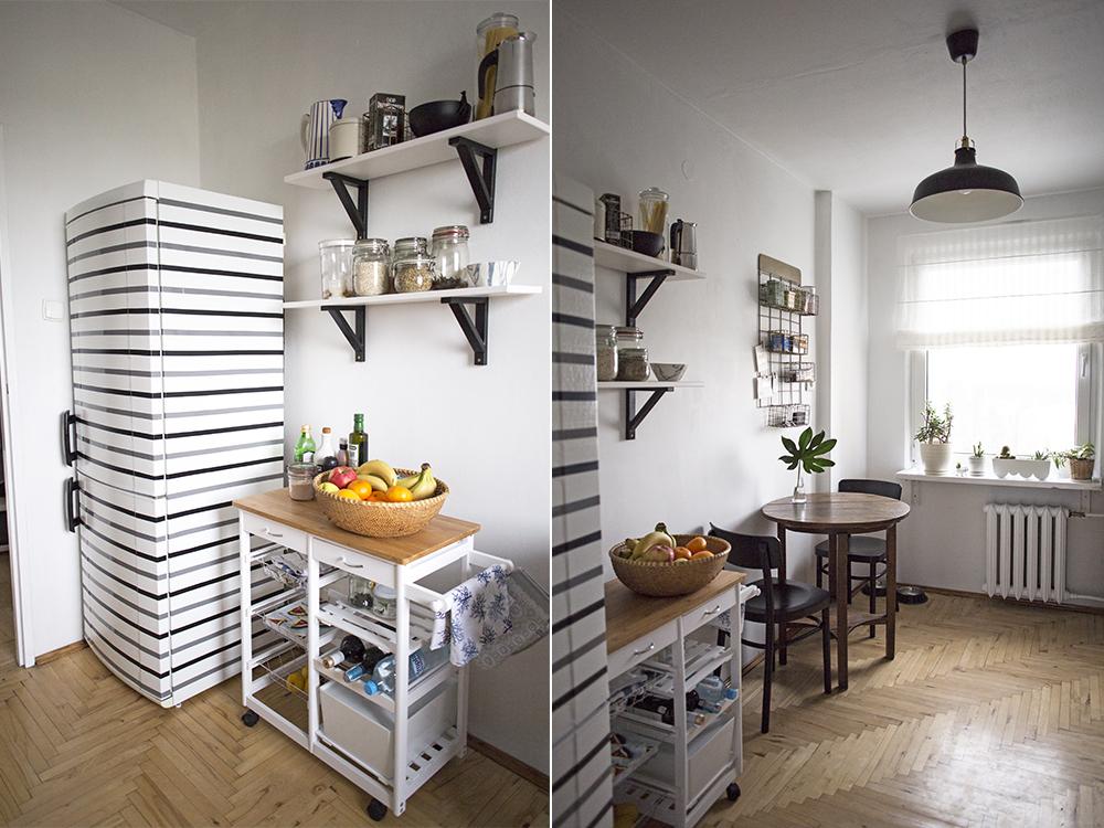 Metamorfoza kuchni - zdjęcie po