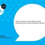 Alfabet Blog Forum Gdańsk