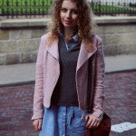 Slow lookbook: wiosenny uniform