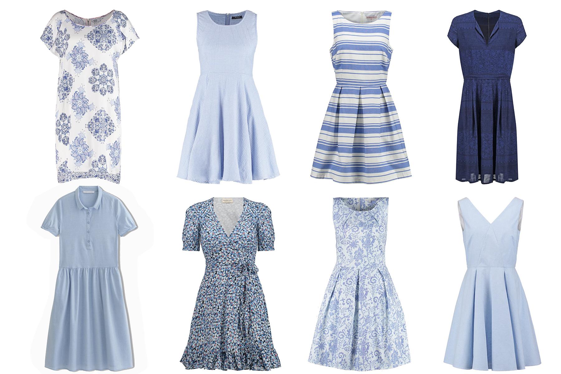 6ef0a2f997 Wiosenne sukienki - przewodnik zakupowy - Joanna Glogaza