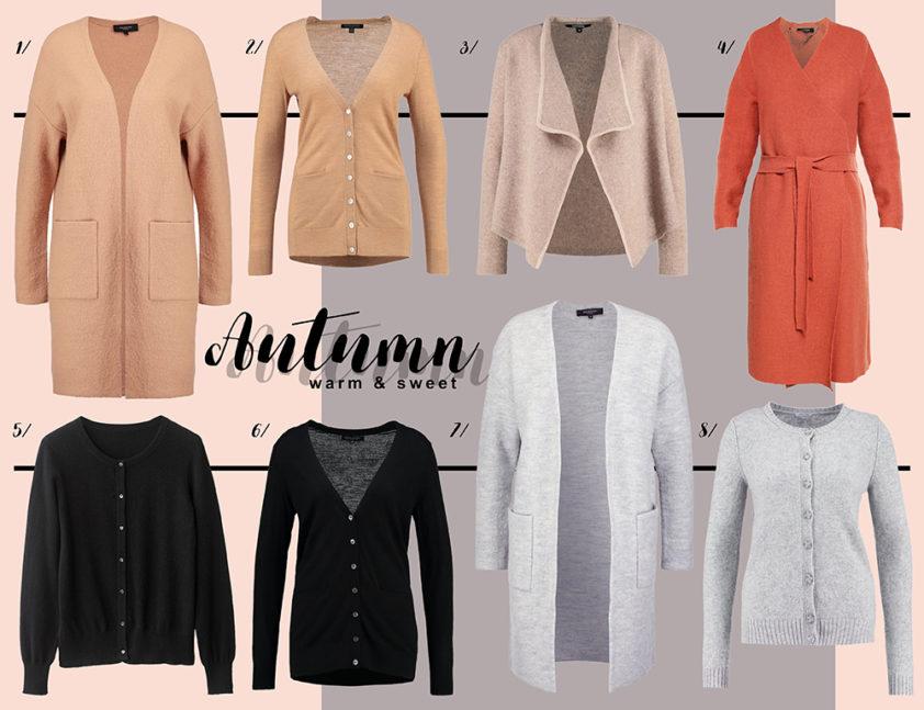 36cc0664a9 Swetry na jesień - przewodnik zakupowy - Joanna Glogaza