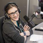 Zawodowe dziewczyny: dziennikarka radiowa. Wywiad z Justyną Dżbik-Kluge