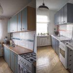 Metamorfoza kuchni – zdjęcia przed i po