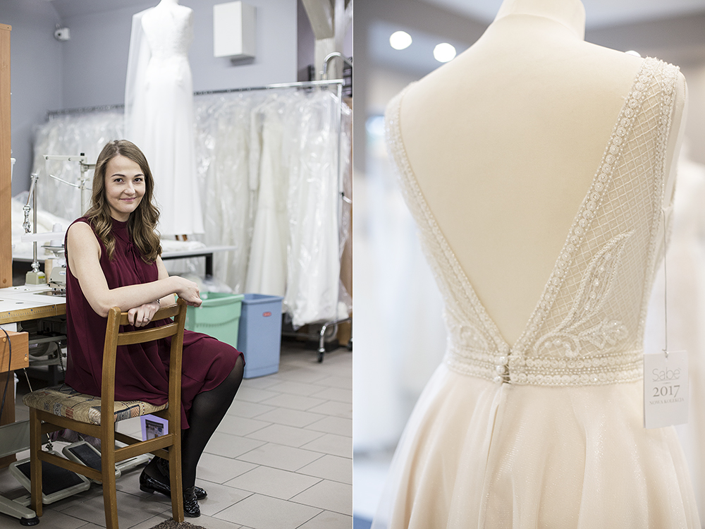 e6c907ae3f Praca w salonie sukien ślubnych od kuchni - pytania i odpowiedzi
